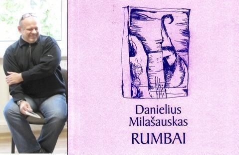 Poetas D.Milašauskas Klaipėdoje pristatys savo trieilių knygą