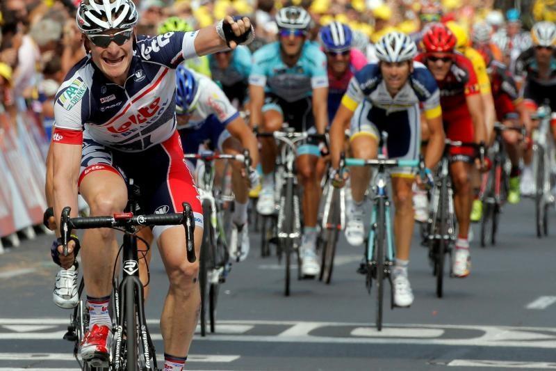 """Vokietis laimėjo jau trečiąjį """"Tour de France"""" lenktynių etapą"""