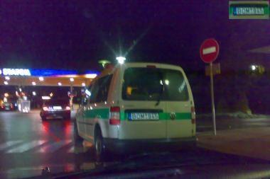 Savaitė šalies keliuose: 60 eismo įvykių, 6 žmonės žuvo, 73 sužeisti