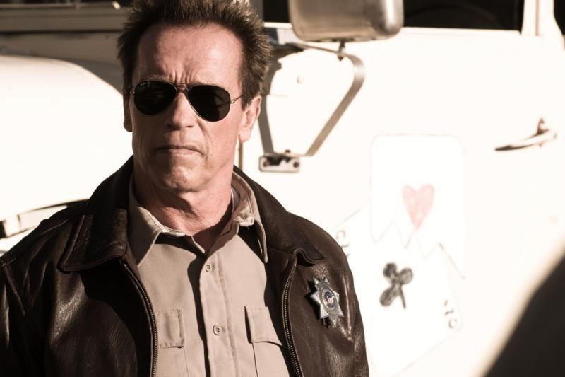 A. Schwarzeneggeris filmavimo aikštelėje pasižymėjo humoro jausmu