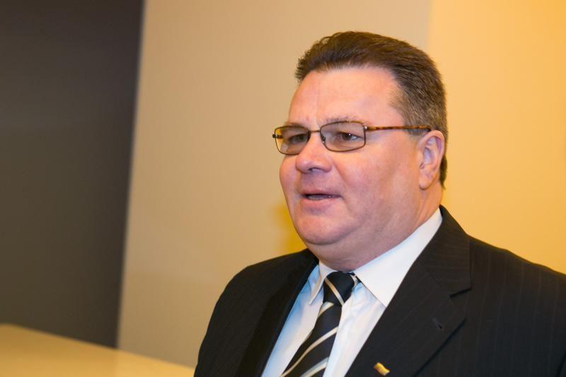 Ministras: sprendžiant pasienio problemas reikia strateginių sprendimų