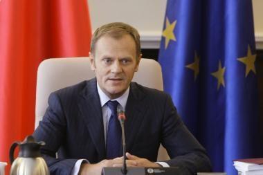 Lenkijos premjeras viliasi, kad pavardžių rašybos klausimas Lietuvoje bus išspręstas