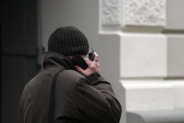 Telefoninis sukčius apsimetė tardytoju