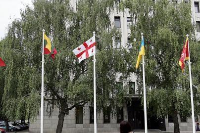 Kauniečių užuojauta – Gruzijos ambasadoriui