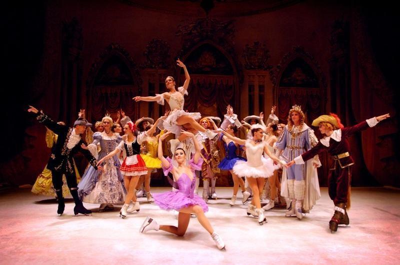 """Garsusis baletas ant ledo Lietuvoje pristatys """"Miegančiąją gražuolę"""""""