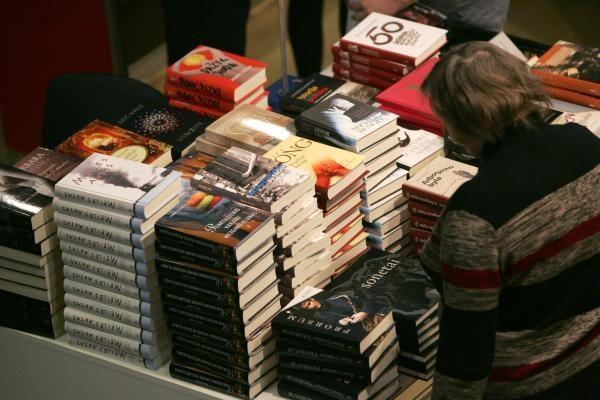 Knygų leidėjai skundžiasi per maža valstybės parama jų verslui