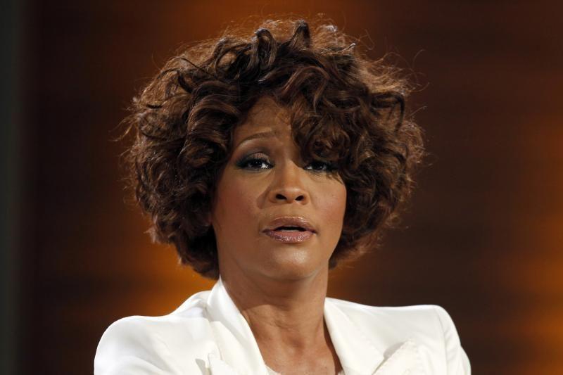 Whitney Houston duktė dėl patirto streso nuvežta į ligoninę