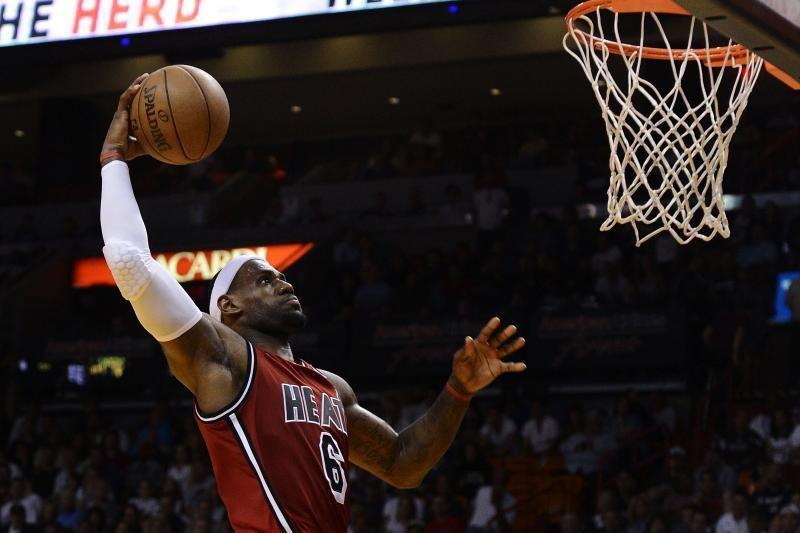 """Tęsiasi rekordinė """"Heat"""" pergalių serija (rezultatai)"""