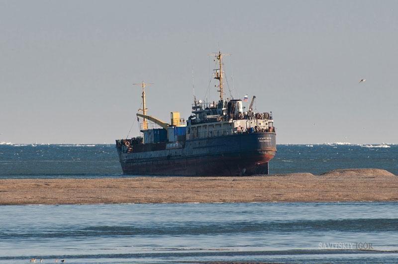 Audringoje Ochotsko jūroje dingo rusų laivas su 11 žmonių
