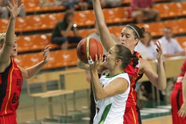 Įspūdinga Lietuvos krepšininkių pergalė prieš belges