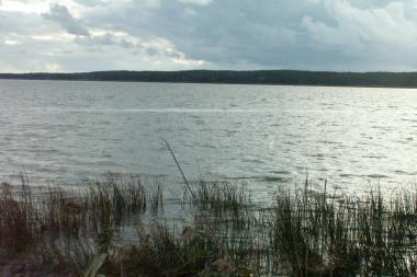 Uždrausta maudytis Kuršių mariose ties Kintais