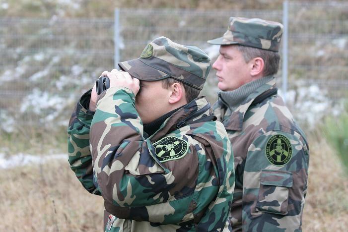 Du gruzinai į Lietuvą pateko perlipę tvorą