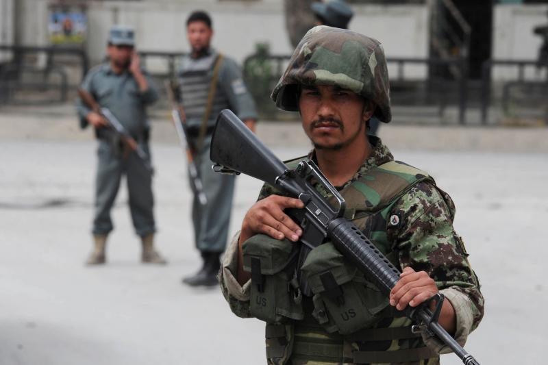Afganistane, manoma, afganų policininkai, nužudė keturis NATO karius