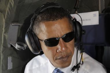 JAV prezidentas netikėtai aplankė Afganistano lyderį