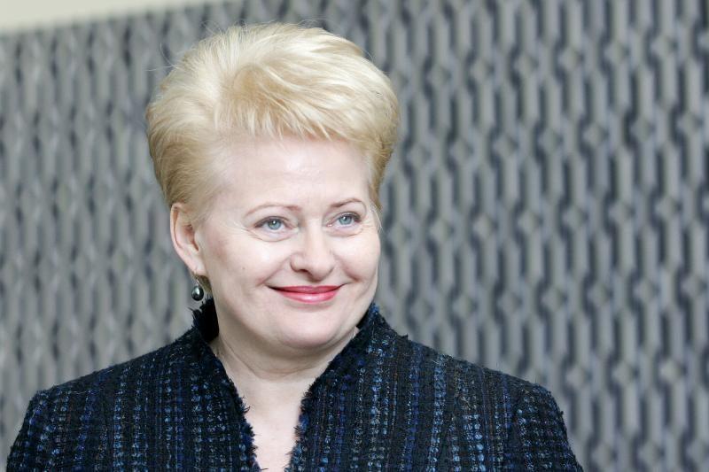 Prezidentė: Vilnius taps pasaulio moterų lyderių diskusijų centru
