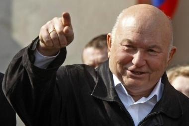 Sklandant gandams apie atsistatydinimą Maskvos meras po atostogų atėjo į darbą