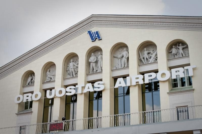Vilniaus oro uostui vadovaus G. Almantas