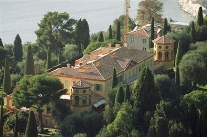 Brangiausias namas kainuoja pusę milijardo eurų