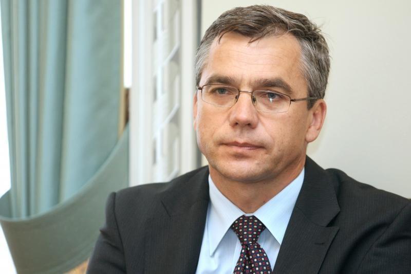 V.Poderys: elektros tinklo priklausomybė nuo Rusijos - nesaugi