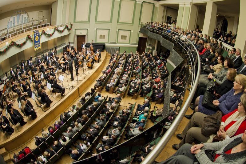 Nacionalinio simfoninio orkestro gastrolėms - 150 tūkst. litų