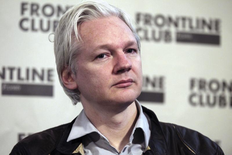 Ekvadoras į J.Assange'o prašymą atsakys šią savaitę