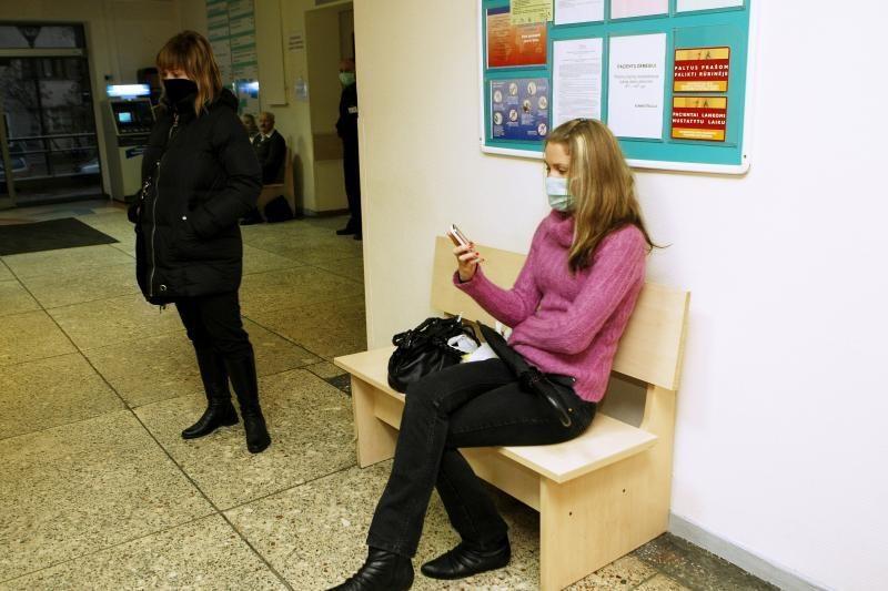 Klaipėdoje pagaliau atšaukta gripo epidemija