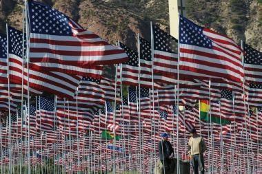 B.Obama per rugsėjo 11-osios teroro išpuolių metines pabrėžė vienybės svarbą