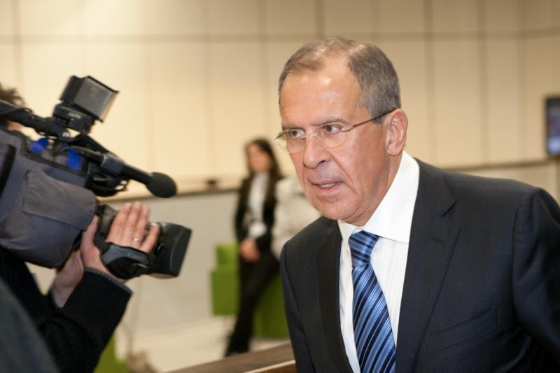 S.Lavrovas abejoja ESBO produktyvumu (papildyta)