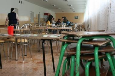 Mokyklose - skandalo užtaisas