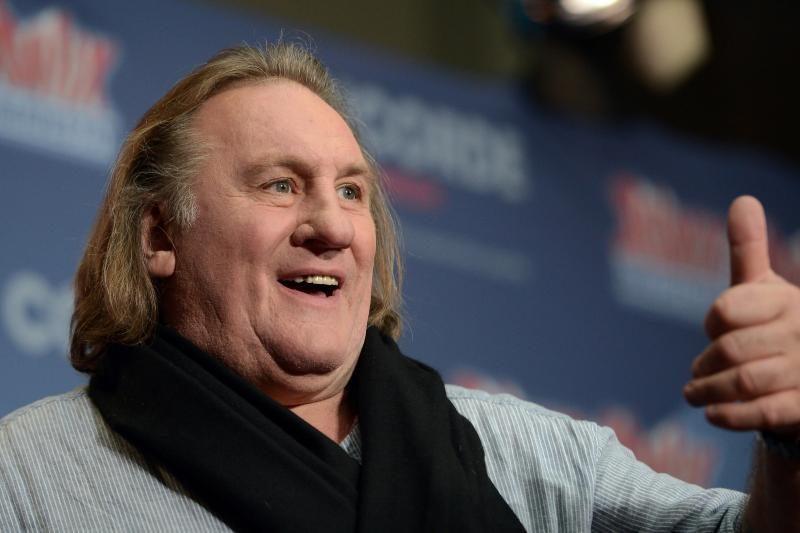 G. Depardieu tapo Rusijos aktoriumi, V. Putinas jam suteikė pilietybę