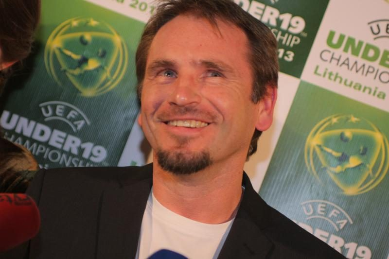 Marijonas Mikutavičius: mūsų amžiuje, treniruotės mums tik trukdo