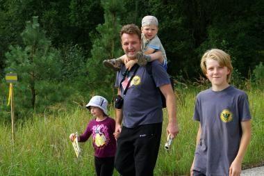 Vilniečiai sekmadienį kviečiami į žygį Verkių regioniniame parke