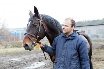 Rūpinamasi žmonių ir žirgų saugumu