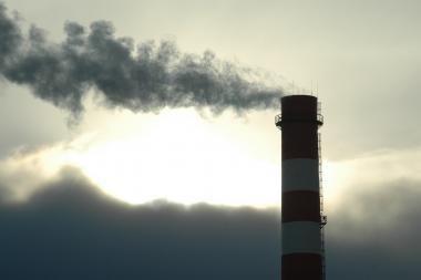 Klaipėdiečiai protestavo prieš atliekų deginimo gamyklą