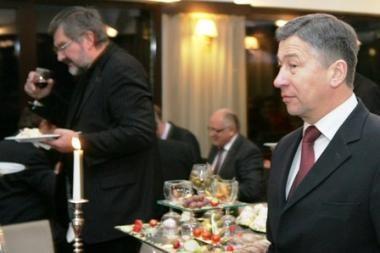 VTEK: G.Babravičius ir V.Milėnas pažeidė įstatymą