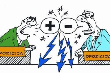 Rinkimus laimėtų opozicija