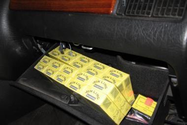 Susišaudymas - dėl 17 tūkst. pakelių cigarečių