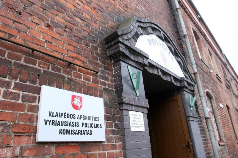 Klaipėdos policininkai nuo šiol turi savo psichologę