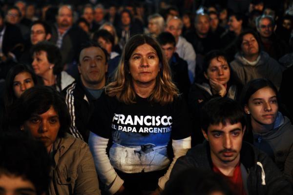 Prie Argentinos režimo popiežius Pranciškus neprisidėjo