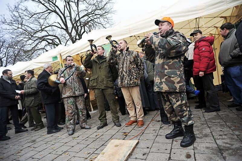 Seimas vėl nepriėmė Medžioklės įstatymo pataisų