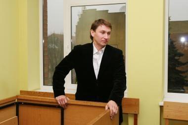 Buvęs prokuroras teisinasi pradanginęs bylas