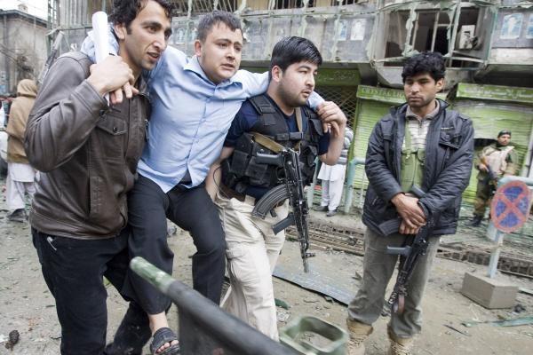 Afganistane sprogus užminuotam dviračiui žuvo keturi žmonės, sužeistas 31