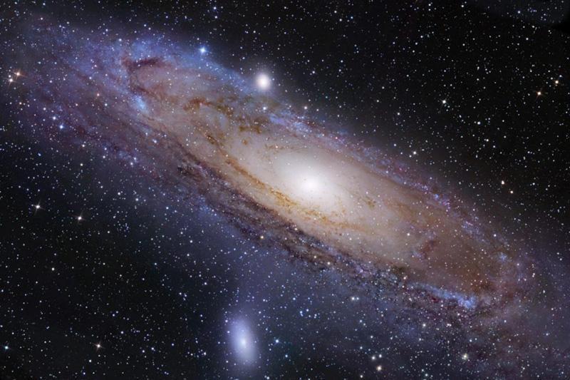 Visatos kapinynai – bežvaigždės galaktikos