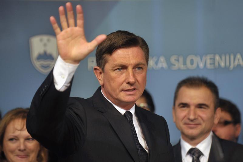 Krizės ištiktos Slovėnijos rinkimuose smūgį patyrė prezidentas