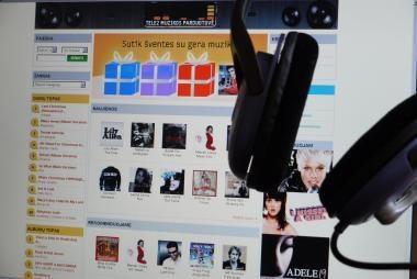 """""""Tele2"""" pradėjo prekiauti muzika"""