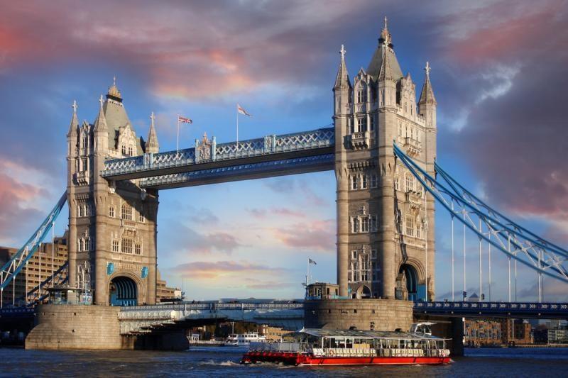 Londonas pripažintas geriausiu miestu vyrams