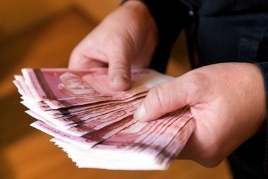 Du šiauliečiai priversti sumokėti 0,6 mln. litų mokesčių