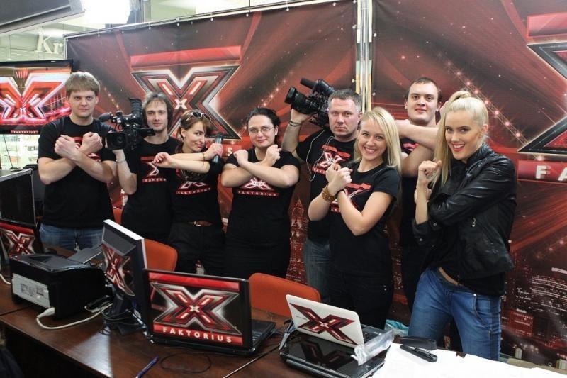 """""""X dienose"""" pademonstruoti savo talentą veržėsi per 1000 žmonių"""
