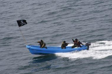 Už pagrobtus Rusijos ir Lietuvos jūreivius reikalaujama 1,5 mln. dolerių