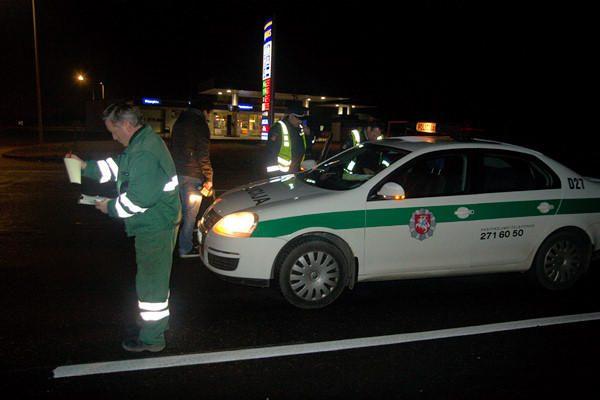 Pavogtų automobilių moteris pasigedo vėliau nei juos rado policija